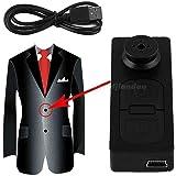 Nextdealindia Spy Button Camera Hidden Camera in Shirt Buttonwith Data Transfer Cable