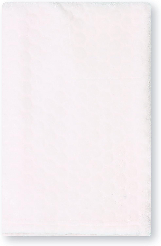 Petite stars 64532001 - Manta, diseño stars, 80 x 110 cm, color blanco