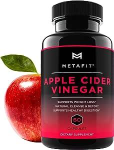 Amazon.com: Apple Cider Vinegar Pills for Weight Loss - 60