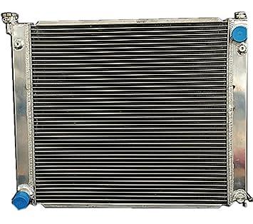 OPL hpr153 Radiador de aluminio para Nissan 300ZX (Manual Transmisión): Amazon.es: Coche y moto
