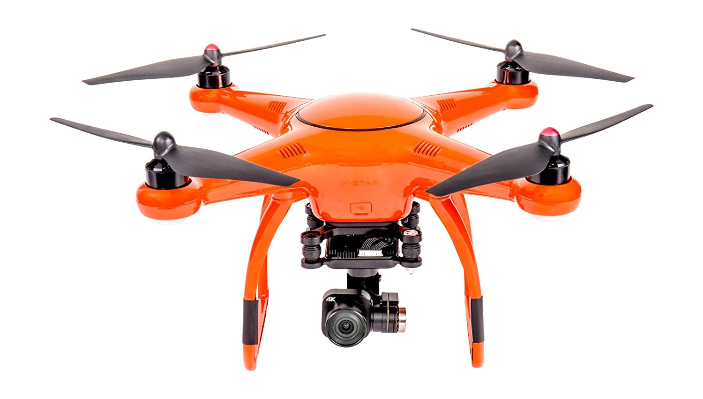 Amazon Autel Robotics X Star Drone With 4K Camera Wi Fi HD Live View Orange Photo
