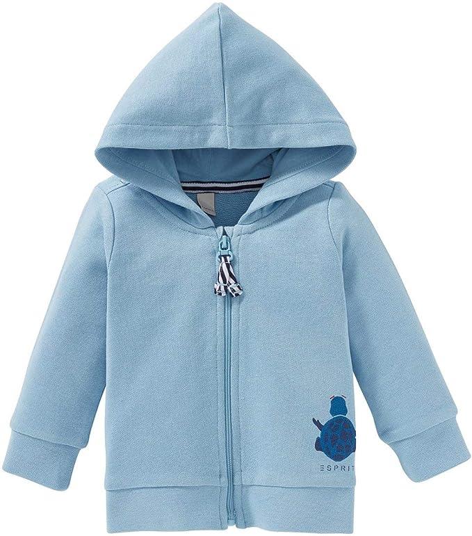 ESPRIT KIDS Baby Jungen RQ1702202 Sweatshirt Card