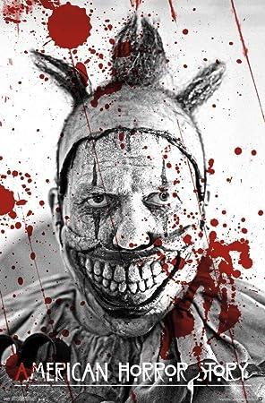 American Horror Story - Twisty Poster Drucken (55,88 x 86,36 cm)