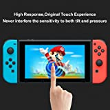 Nintendo Switch Screen Protector, (2 Pack) ALCLAP