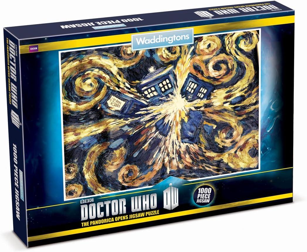 DOCTOR WHO - Juego de Tablero, 1 o más Jugadores (Winning Moves 21036) (versión en inglés): Amazon.es: Juguetes y juegos