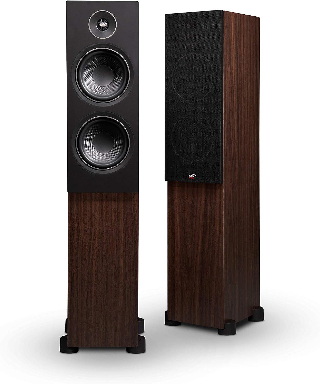 PSB Alpha T20 Tower Speaker - Walnut