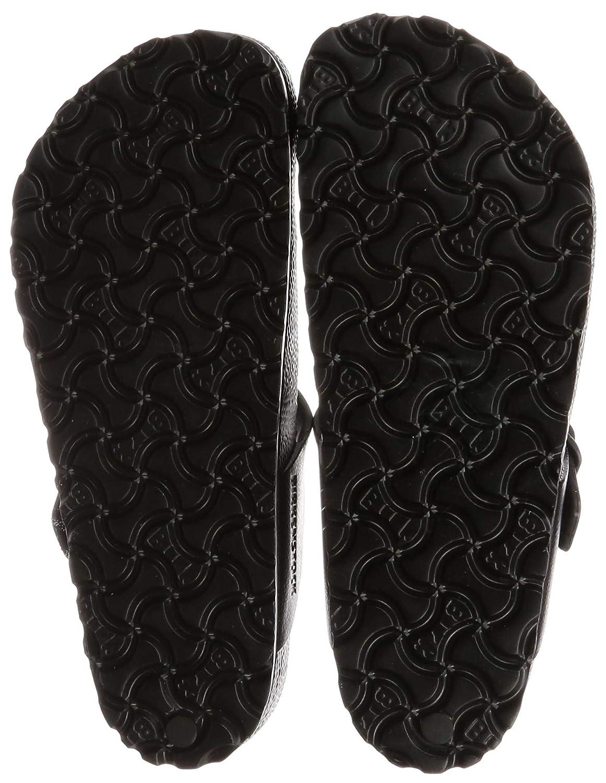 1b54a6725c8 Birkenstock Unisex Adults  Gizeh Eva Flip Flops Black  Amazon.co.uk  Shoes    Bags