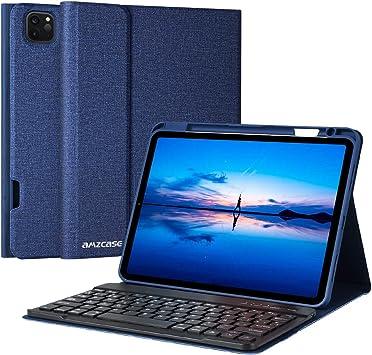 Funda con Teclado iPad Pro 11 2020/2018, Funda iPad 11