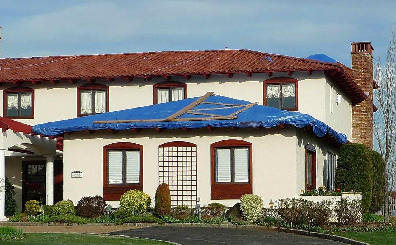 TRA-3030 Kotap America Ltd. Item Kotap 30-ft x 30-ft General Purpose Blue Poly Tarp