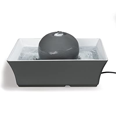PetSafe Ceramic Cat and Dog Water Fountains