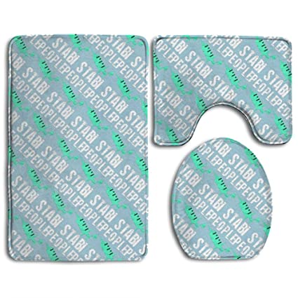 Amazon.com: Medical Treatment Accessories Bathroom Rugs Set Easily on spa accessories, pantry accessories, jewelry accessories, room accessories, home accessories, bathtub accessories, sink accessories, fireplace accessories, interior design accessories, travel accessories, bedroom accessories, west elm slate bath accessories, furniture accessories, cleaning accessories, croscill mosaic leaves bath accessories, shower accessories, closet accessories, outdoor accessories, house accessories, office accessories,