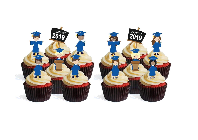 Cians Cupcake Toppers Ltd Decoración Comestible para Cupcakes ...
