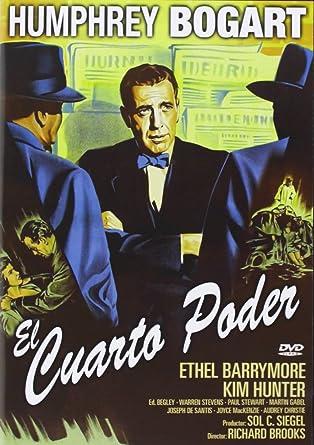 El Cuarto Poder Import Dvd 2013 Humphrey Bogart, Ethel ...
