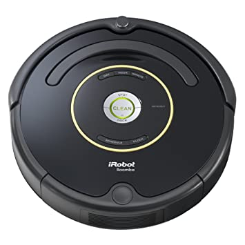 Amazon.com - iRobot Roomba 650 Robot Vacuum - Robotic Intelligent ...