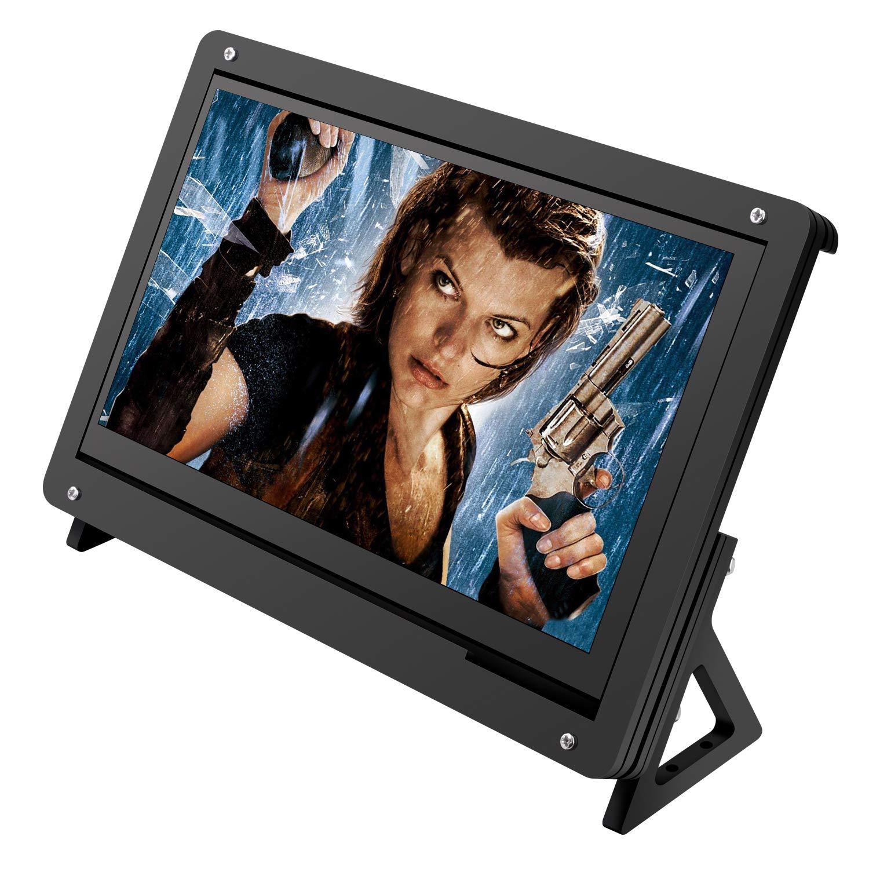 Kuman 7 inch Raspberry Pi Touch Screen Case Holder by kuman (Image #3)