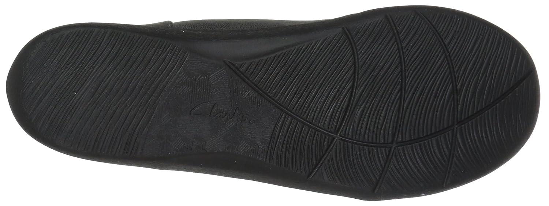 CLARKS Women's Sillian Sway Ankle Bootie B01MRX4IWW 9.5 W US|Grey