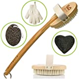 Dry Brushing Body Brush Exfoliation Set