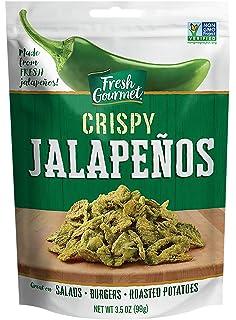 Amazon com : French's Crispy Jalapenos, 20 oz : Grocery & Gourmet Food