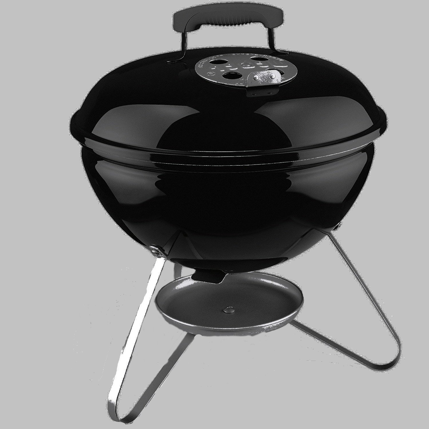 Coal Grill Indoor, Steel Material, Three Legs,Durable And Highly Resistant Construction, Extra Storage, Innovative And Modern Design, Portable, Lightweight, Steady, Black Color, Easy Setup & E-Book.