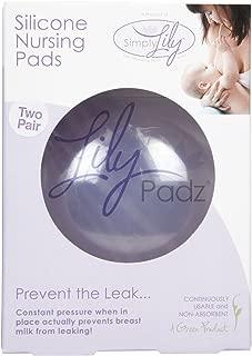 product image for LilyPadz Reusable Nursing Pads - Large - 2 pairs