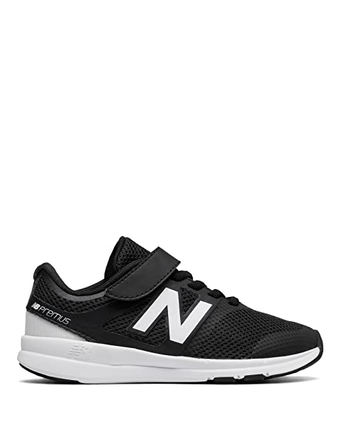 03777b66e1 New Balance Kids Presmus Running Shoes Black in Size UK 11 Little ...