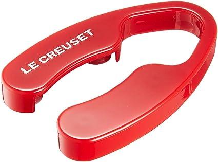 4-Rotary Blade Foil Cutter Le Creuset Wine Opener Foil Remover FC-100 Polycarbonate 59994010607032 Cerise