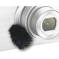 Camera Mic Windscreen, 10 PCS Fur Wind Muff Wind Cover for Sony RX1 RX10 RX100 Digital Compact Cameras Built-in…