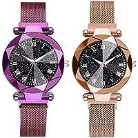 Geneva Platinum Combo of 2 Analog Women's Watch - GP-476