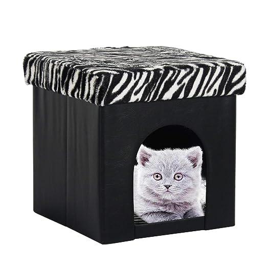 DlandHome - Cama para Perros y Gatos: Amazon.es: Hogar
