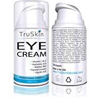 TruSkin Eye Cream, Anti-Aging Formulation Hydrates, Protects & Revitalizes Delicate...