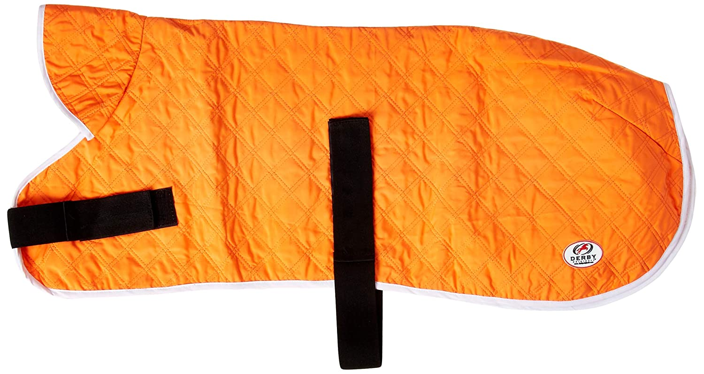 Derby Originals Hydro Cooling Dog Jacket by (XX-Large, orange)