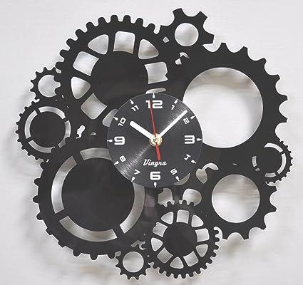 Amazon Steampunk Gears Clock