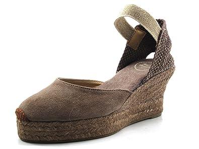 Zapatillas de Esparto Toni Pons 5 Cuerdas Taupe - 36: Amazon.es: Zapatos y complementos