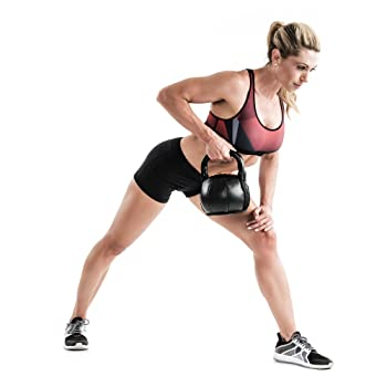 soft kettlebell vs hardstyle is much safer on floors and feet