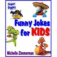 Super Giggles- Funny Jokes For Kids (English Edition)