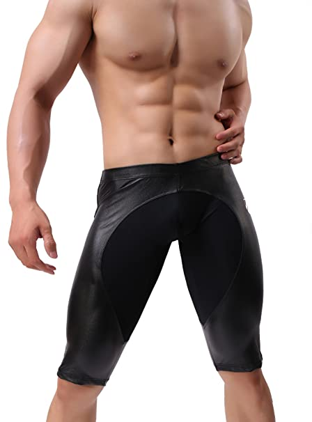 18ac25fad3f Brave Person New Men's Fashion Sports Shorts Sexy Leggings Pants Beach  Trunks B2242 (S /