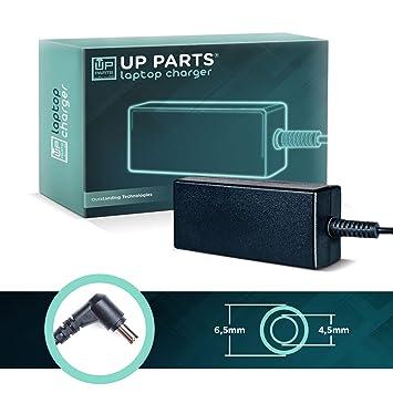 UPTOWN UP-NBP22 - Cargador Adaptador para Ordenador Portátil 90W AC 19,5V 4