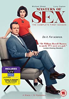 Masters of sex season 2 dvd release date