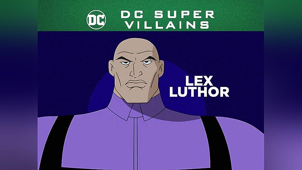 DC Super-Villains: Lex Luthor (EST)