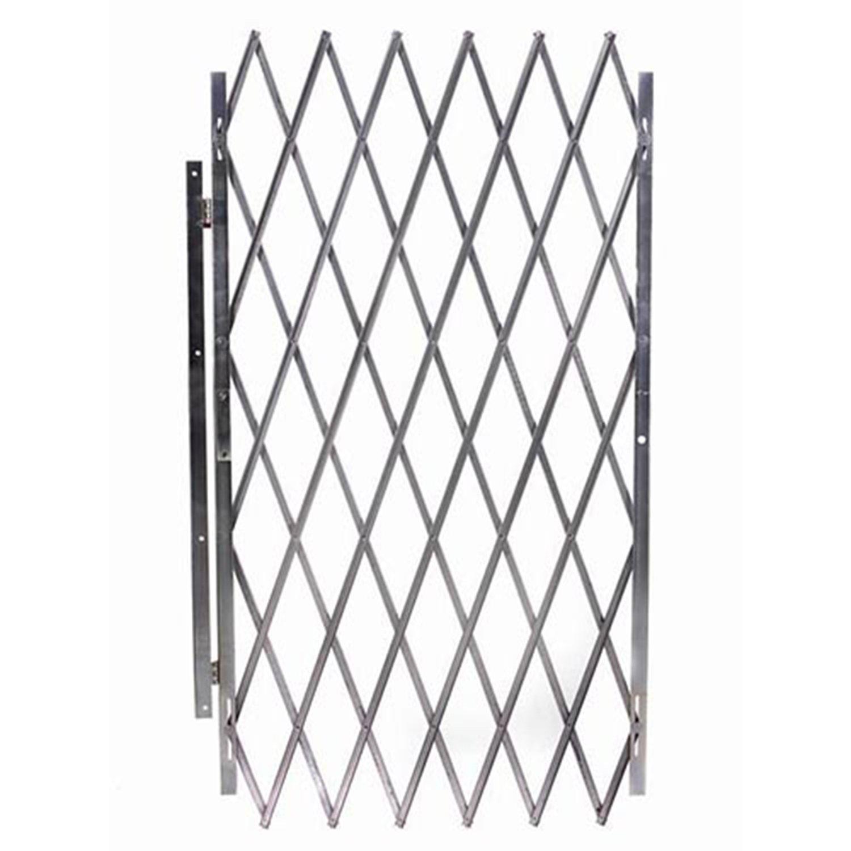 Illinois Engineered Products Folding Door Gate, 48'' W x 33'' H by Illinois Engineered Products