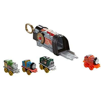 Fisher-Price Thomas & Friends MINIS, Steelworks Launchers: Toys & Games