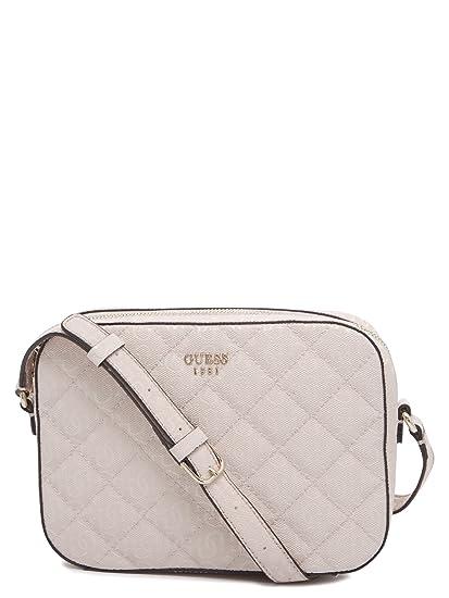78e67cde992 GUESS Kamryn Top Zip Clutch Blush: Amazon.co.uk: Shoes & Bags