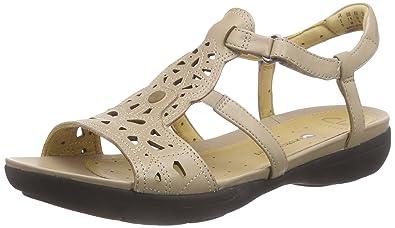 fe1a16a457e Clarks Women s Un Valencia Sling Back Sandals  Amazon.co.uk  Shoes ...