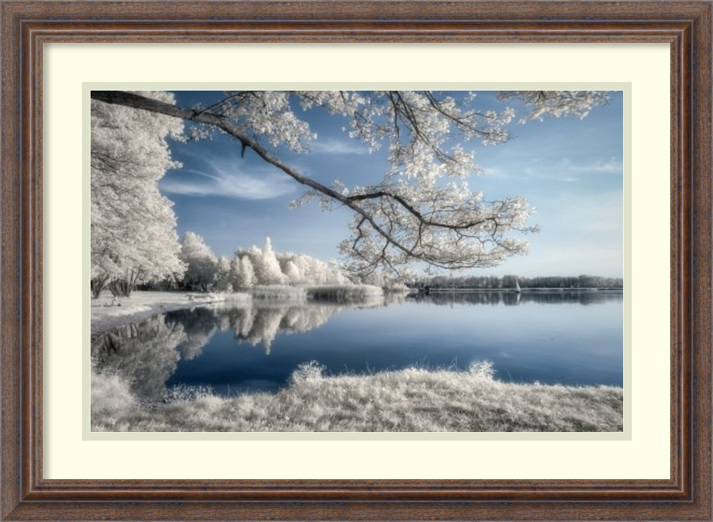 Framed Art Print 'IRenkowo' by Piotr Krol (Bax) by Amanti Art (Image #1)