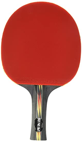 Amazon.com   STIGA Supreme Performance-Level Table Tennis Racket made with  ITTF Approved Rubber for Tournament Play - Features STIGA ACS for Control  and ... 499ed3b6e