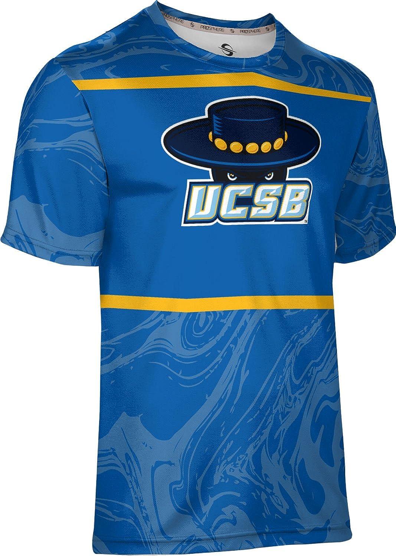 Secondskin ProSphere University of California Santa Barbara Mens Performance T-Shirt