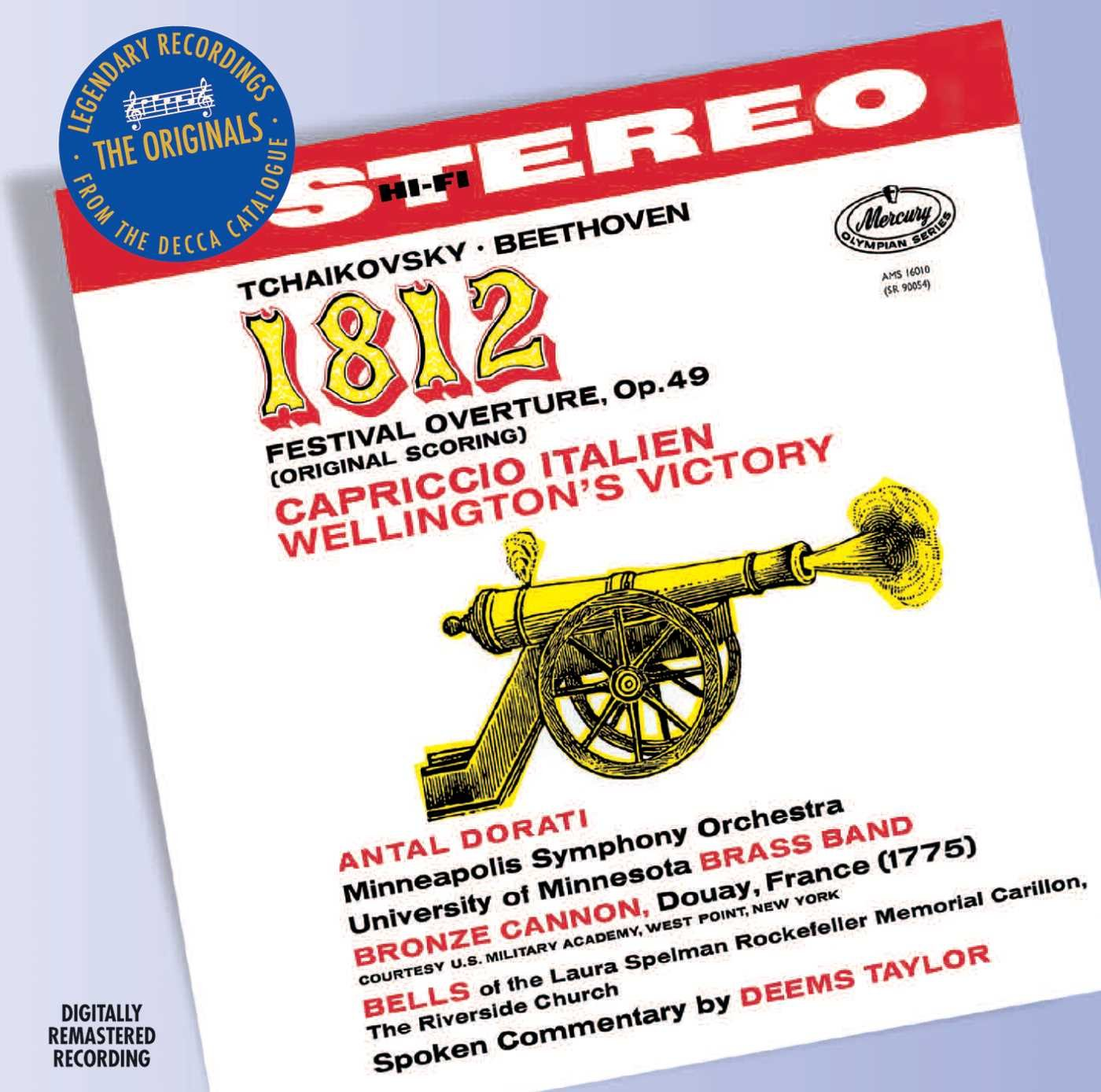 How To Top 1812 Overture How About >> Peter Ilyich Tchaikovsky 1812 Overture Capriccio Italien