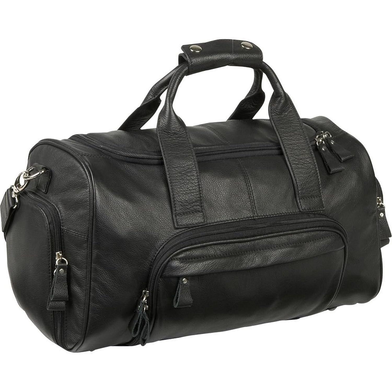 315a5690b1f Royce Leather Unisex Classic Sports Duffel Bag - Black  Amazon.ca  Luggage    Bags