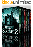 House of Secrets Super Boxset: A Collection Of Riveting Haunted House Mysteries (English Edition)