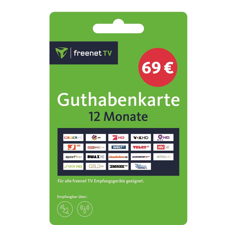 freenet TV, Verlängerung 12 Monate